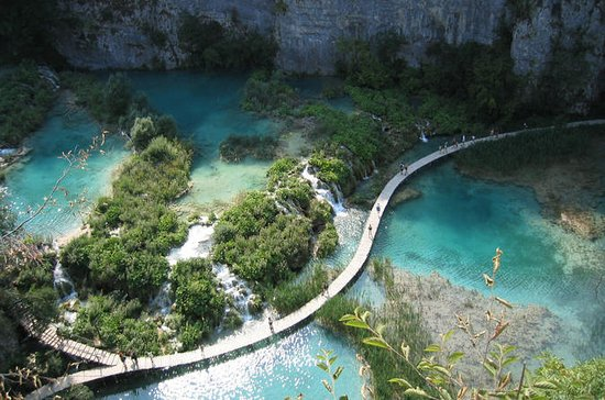 Plitvice Lakes National Park ...