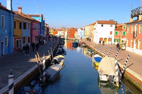 The Secret Corners of Burano