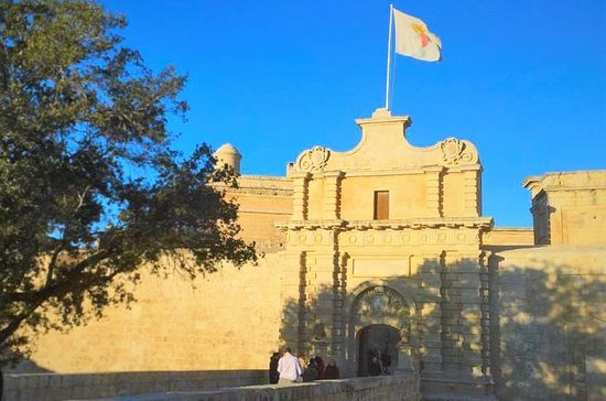 Mdina Small-Group Walking Tour