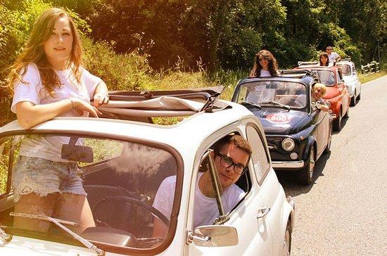 500ヴィンテージツアー: キャンティのドライブ体験に昼食付き、フィレンツェ…