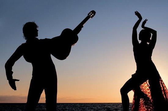 Cours de flamenco et spectacle au...