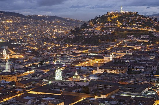 Private Day Tour: Quito Historical...