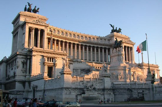 Private Half-Day Rome Tour with...