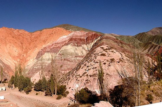 Humahuaca Gorge: 7-Colors Hill