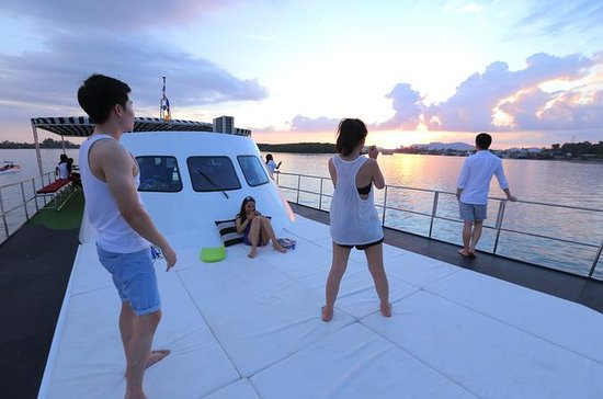 Luxury Sunset Cruise Along the...