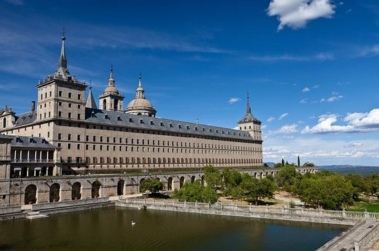 Escorial and Valley of the Fallen...