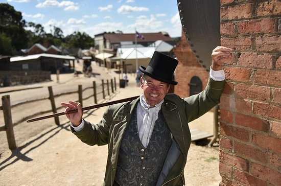 Melbourne to Sovereign Hill...