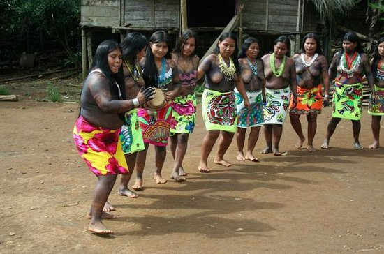 Private Embera Village Day Tour