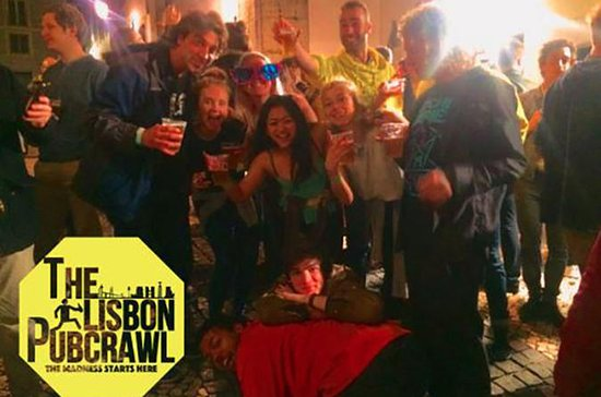 The Lisbon Pub Crawl