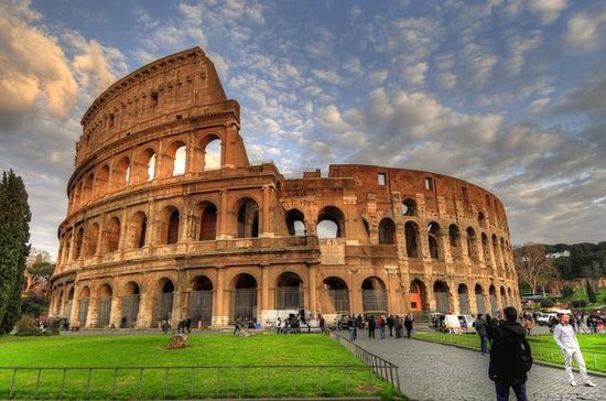 2-em-1 Tour do Coliseu e Roma...