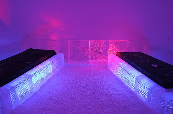 Lapland Snow Hotel Overnight Stay