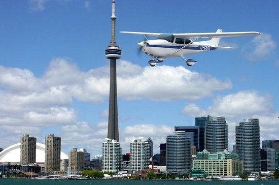 Air Taxi and Tour from Toronto - Niagara including Ground Transport...