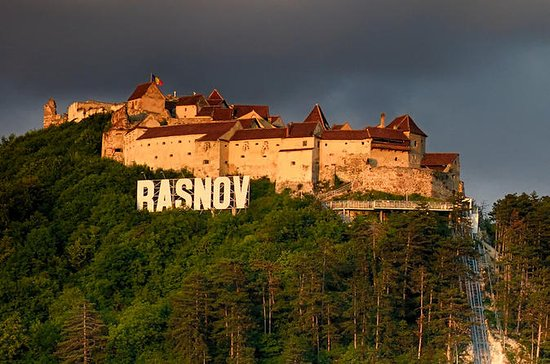 Three Castles in Transylvania Private...