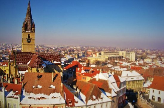4-Day Private Tour in Transylvania...