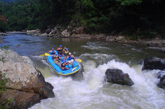 2-Day Jungle White Water Rafting and...