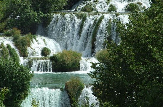 Private Tour Krka Waterfalls from...