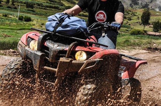 ATV Quad Bike Tour to Maras and Moray...
