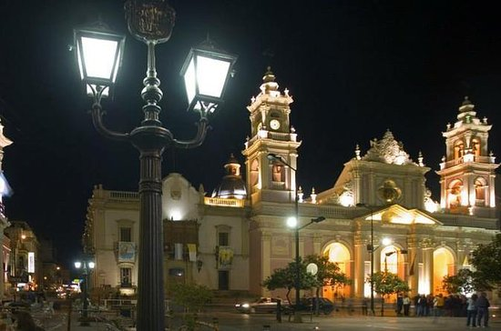 City tour de meio dia em Salta