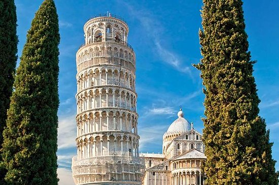 Full-Day Tour of Pisa and Lucca from