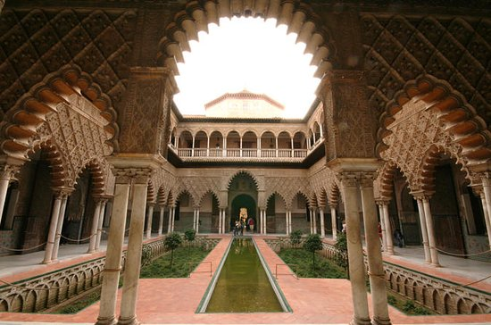 Skip the line: Alcazar Guided Tour in...