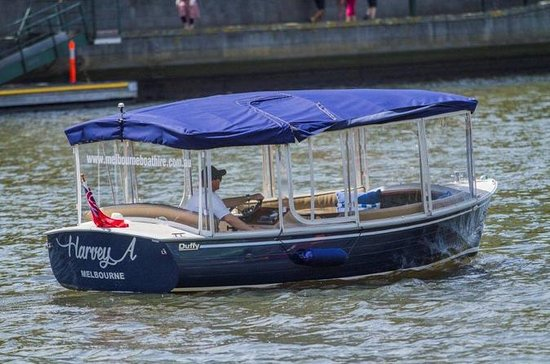 2-Hour Self-Drive Boat Hire on the...