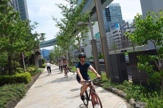 Radtour durch Tokio in kleiner Gruppe