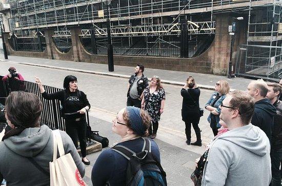 Glasgow Music Mile Walking Tour