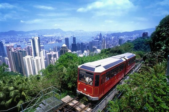 Peak Tram Sky Pass: Tram Ticket, Hong...