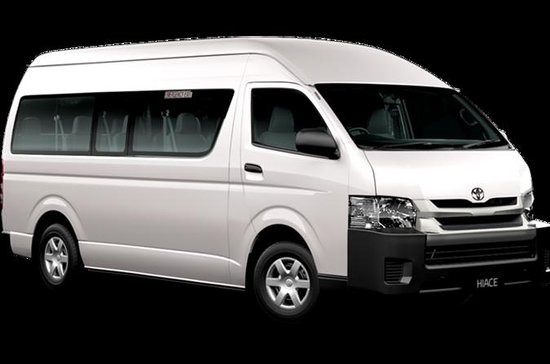 Full Day Private Van with Chauffeur in Phuket