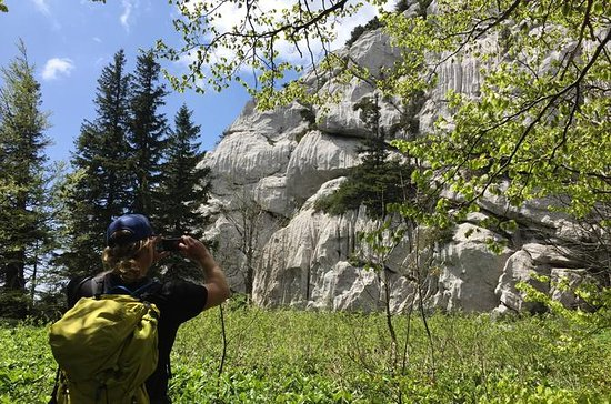 2-Day White Rocks Wilderness Hike...
