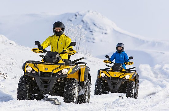 Golden Circle y ATV Quad Adventure...