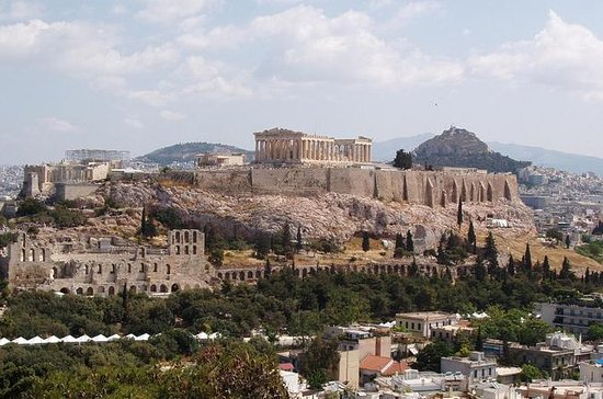 Athens Private Walking Tour...
