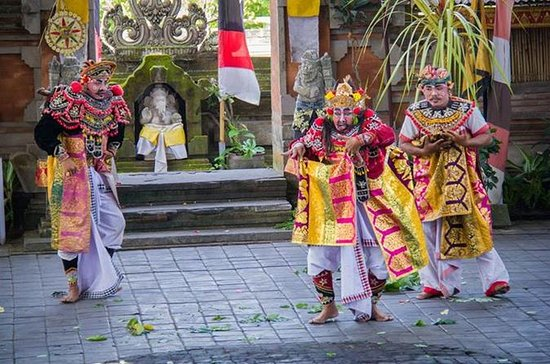 Private Tour: Traditional Balinese...