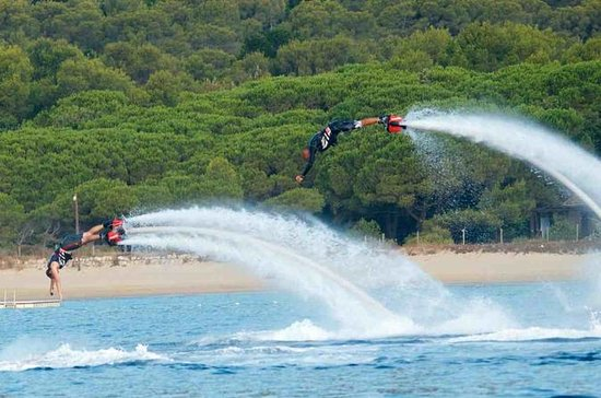 Double Flyboard Lesson at Virginia Beach