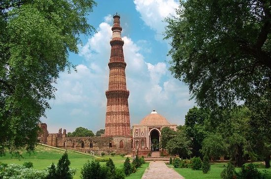 Private Delhi City Tour Including New...