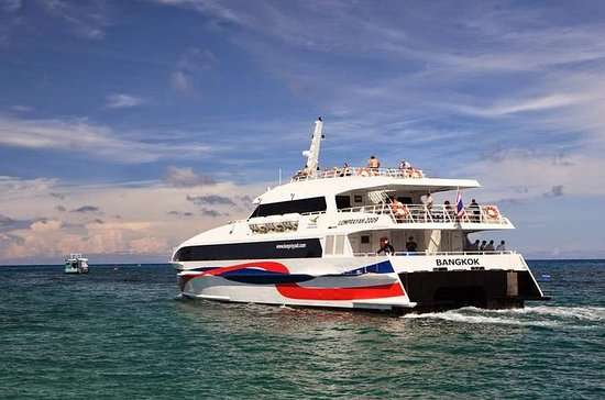 Koh Phi Phi to Koh Tao by Ferry...