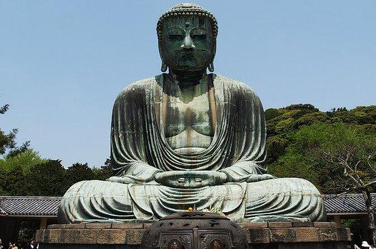 Tour privato a piedi di Kamakura