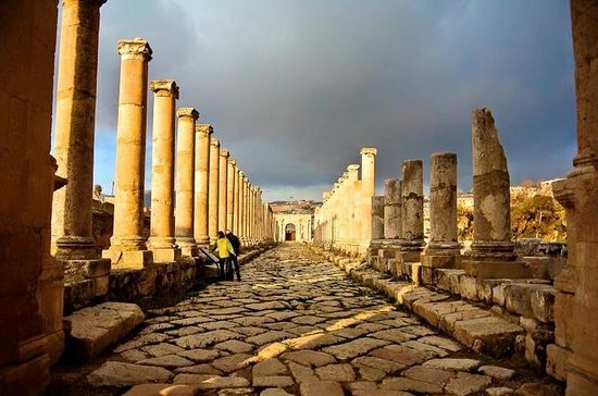 One Day Private Tour: Jerash and Ajloun...