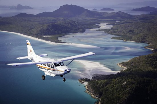 Whitsundays Scenic Flight from Airlie ...