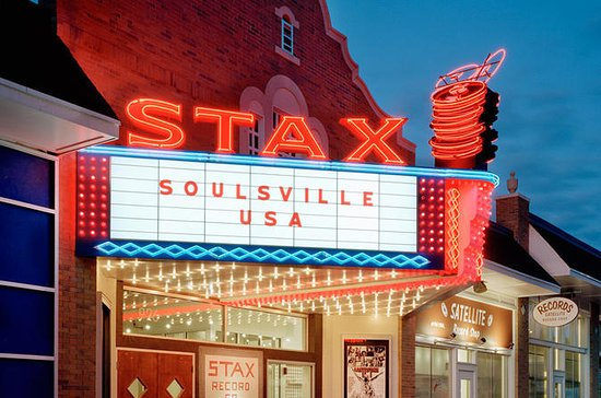 Stax Museum of American Soul Music...