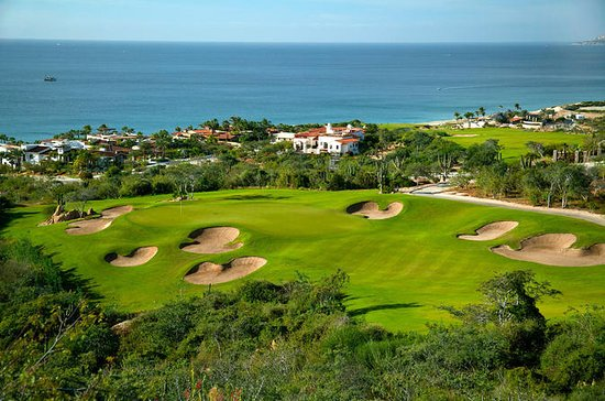 Puerto Los Cabos Golf Club Half-Day Access with Meal and Drink