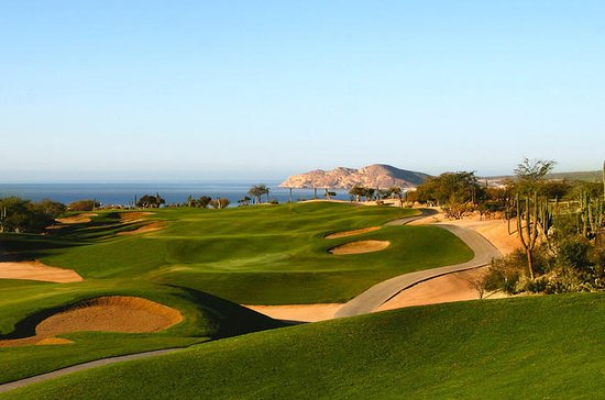Cabo Real Golf Club 1-Round Pass with Driving Range Access