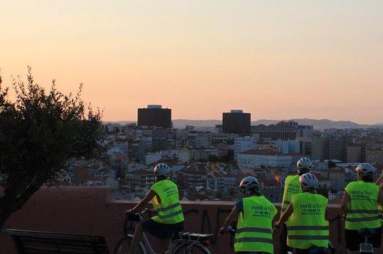 リスボンバイナイトバイクツアー
