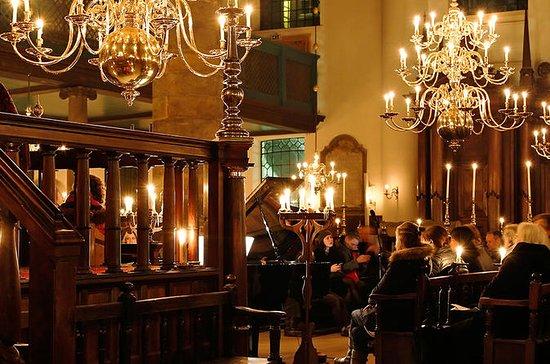 Portugisisk Synagoge: Candlelight...