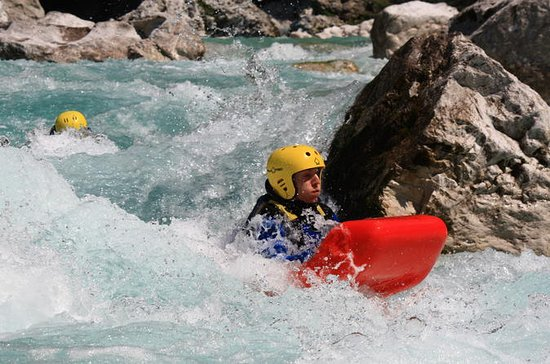Soca River Hydrospeed from Bovec