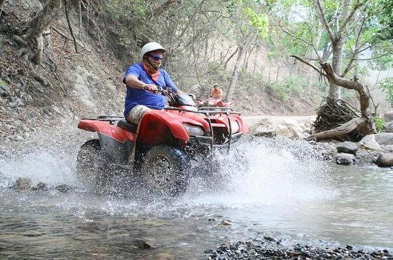 ATV and Zipline Adventure Combo Tour...