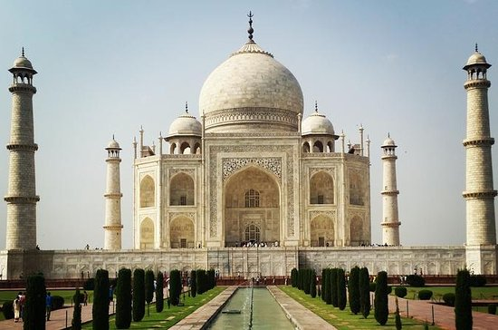 Agra Taj Mahal, Fort Tour from Delhi...