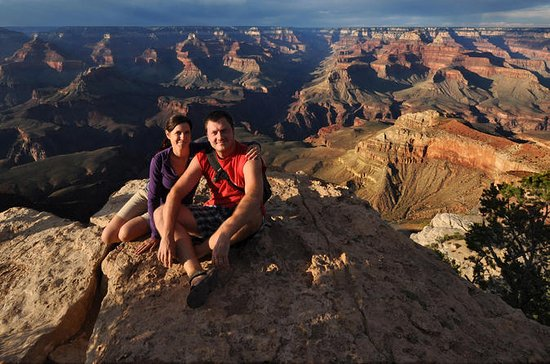 Small-Group Grand Canyon Day Tour...