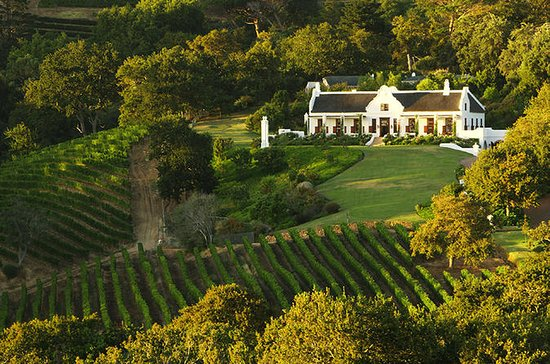Private Constantia Wine Tour vanuit ...