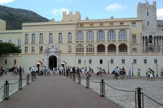 Excursión de medio día a Mónaco Monte...